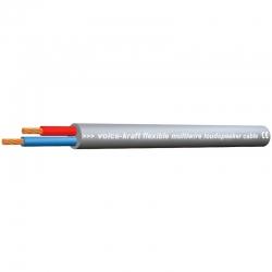 Voice-Kraft Hangfalkábel, 2x1,5 mm² ( fekete ), V-HPC610