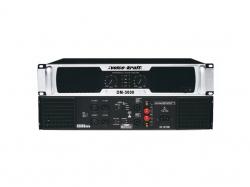 Voice-Kraft Végerősítő 2x500W/4 Ohm, DM-3000