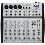 Gatt Audio Keverőpult, 4 Monó/2 Sztereó  GMX-08