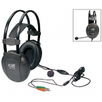 Fejhallgató mikrofonnal,  HP-7-M