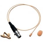 AV-Jefe Kondenzátor csíptetős mikrofon (test színű), TCM-370