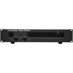 Phonic Végerősítő, 2x750W/4 Ohm MAX2500 Plus