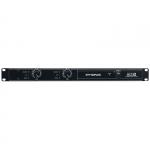Phonic Végerősítő, 2x120W/4 Ohm MAX500