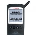 Phonic professzionális kézi mérőműszer PAA-3