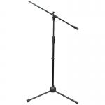 Voice-Kraft Gémes mikrofon-állvány, fekete, V-RSM180